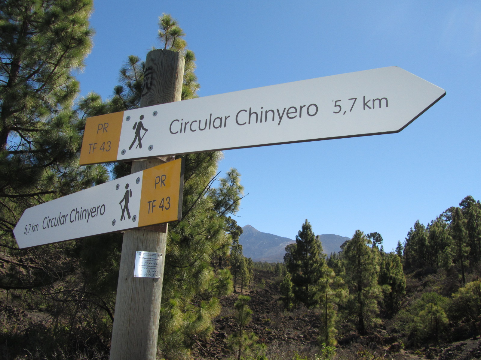 Walking holidays Tenerife