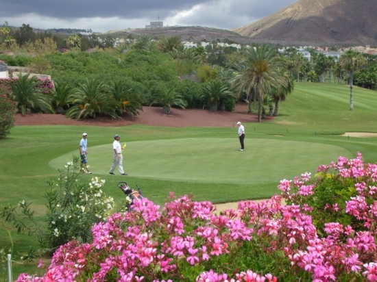Golf Las Americas home in spain for all seasons