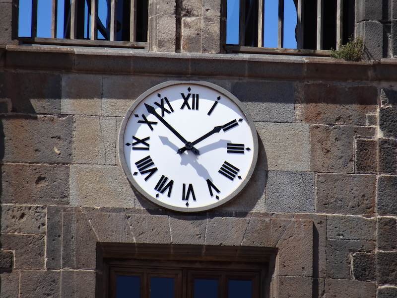 Tenerife time | Time difference Tenerife UK | Tenerife Spain time