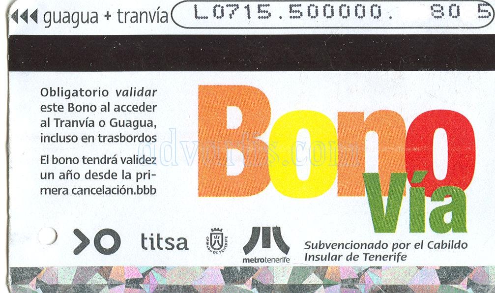TITSA Bono-Bus