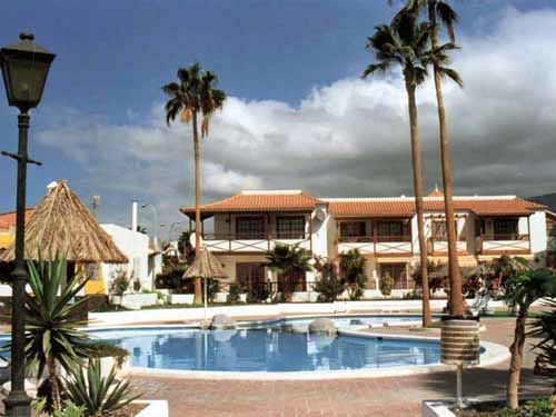 Duplex for sale in Spain south Tenerife Adeje del Duque
