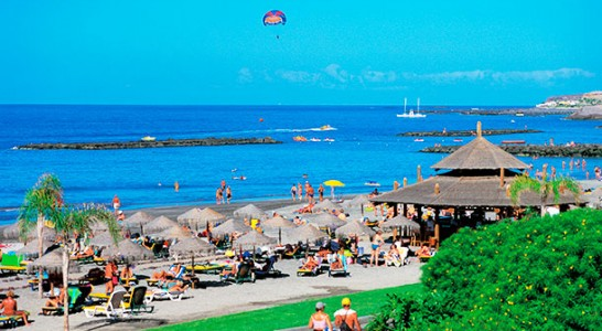 Canarias in January 2016 receives more than one million international tourists