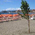 Playa Vistas beach Tenerife | White sand beaches in Tenerife