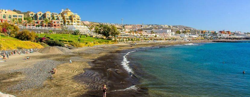 Playa Fanabe - Costa Adeje - Tenerife | Best beaches in Tenerife