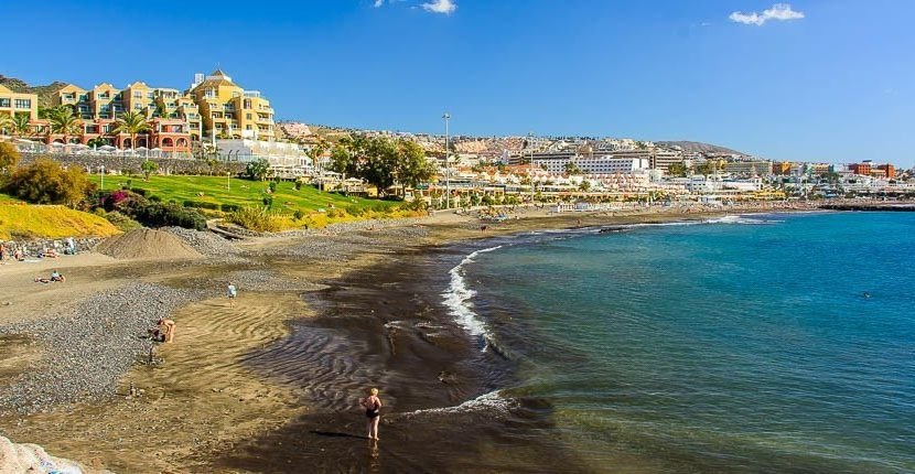 Playa Fanabe - Costa Adeje - Tenerife | Best beaches in Tenerife
