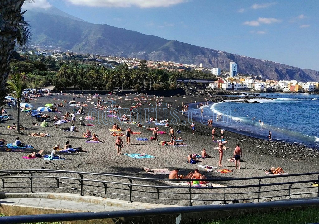 Complejo playa jard n tenerife playa jardin beach best for Aparthotel jardin de playa