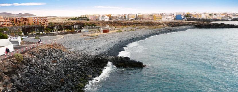 Renovation project of the San Blas Beach in San Miguel de Abona