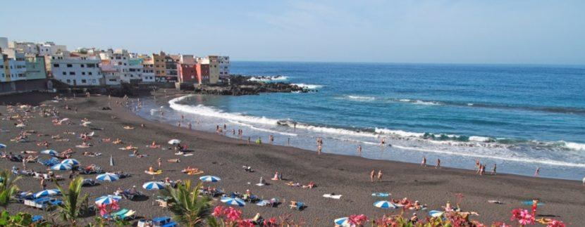 Complejo Playa Jardín Tenerife | Playa Jardin beach | Best beaches in Tenerife