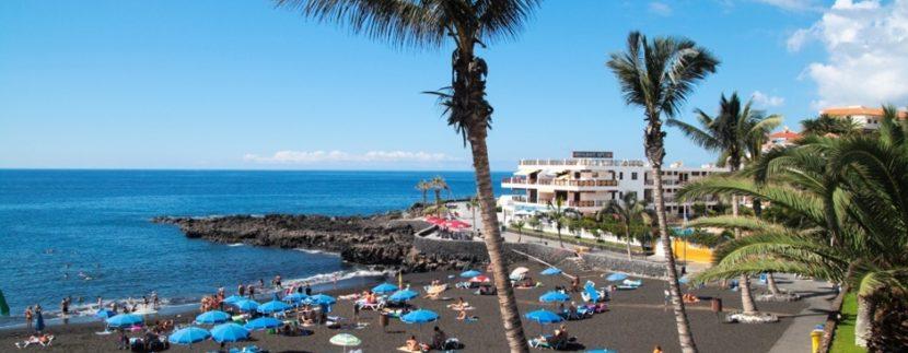Playa de la Arena - Santiago del Teide   Best beaches in Tenerife