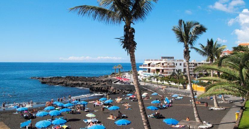 Playa de la Arena - Santiago del Teide | Best beaches in Tenerife