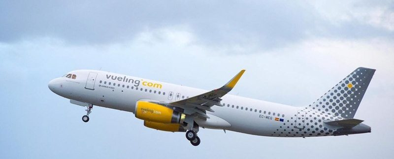 Vueling opens new routes in Tenerife South (Birmingham, Manchester, Rome and Zurich); Gran Canaria (Amsterdam, Milan and Zurich)