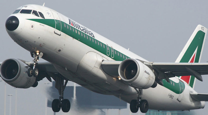 Alitalia to start twice-weekly Rome - Tenerife flights (FCO-TFS)