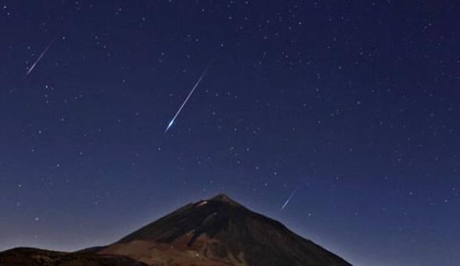 Live broadcast Perseids 2016 from the observatory of IAC in Tenerife