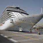 World's most luxurious ship Seven Seas Explorer arrives in Tenerife