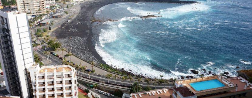 Puerto de la Cruz is the most affordable beach destination in summer 2016