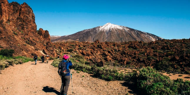 Tenerife Walking Festival 2017 | Tenerife walking trails | Hiking trails Tenerife