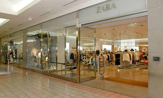 Inditex retail chains is launching mobile payments from 01/09/2016