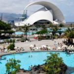 More than 200,000 people visited 2016 the Parque Marítimo, Tenerife