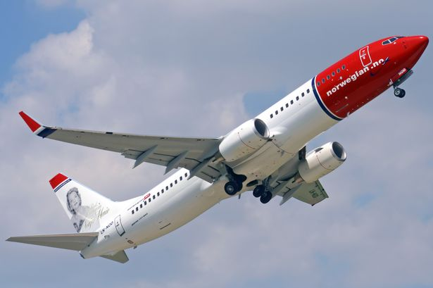 Norwegian expansion at Manchester Airport two new routes to the Canary Islands