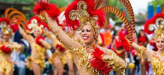 Summer Carnival 2016 in Puerto de la Cruz, Tenerife