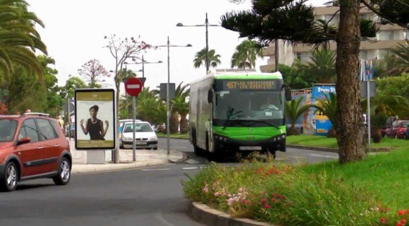 Titsa Tenerife back to winter timetable on September 8, 2016