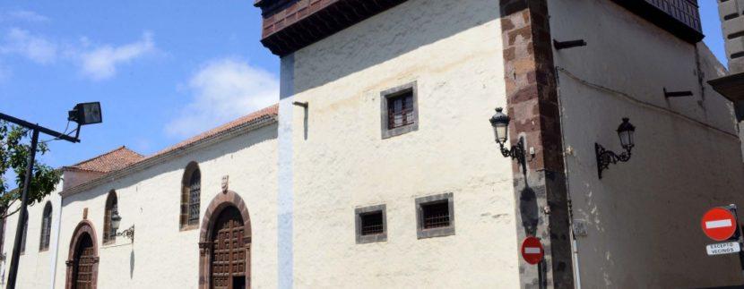 La Laguna, Tenerife starts a 2016 tour around the convents of the city