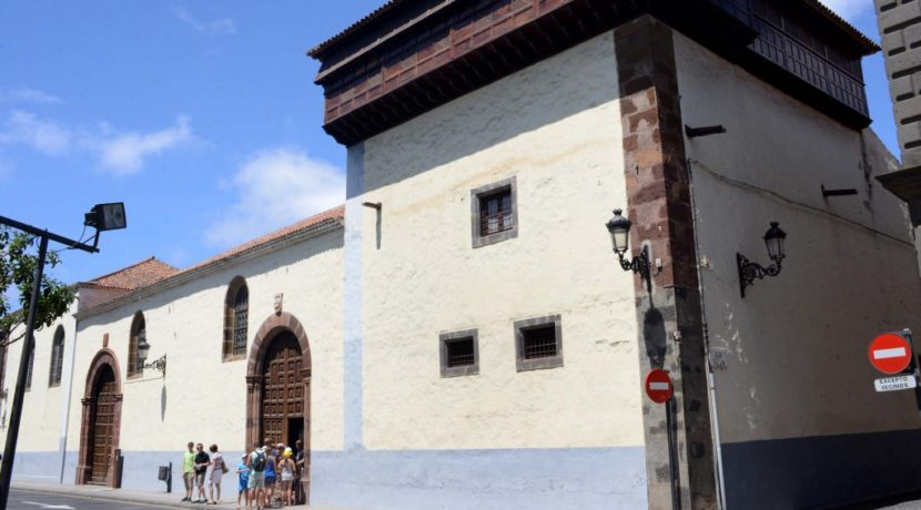 La Laguna, Tenerife starts a 2016 tour around the convents of the city