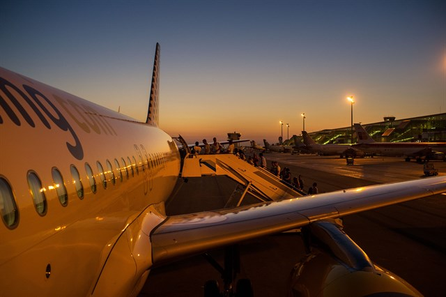 Vueling increased its number of seats by 15% in Tenerife for winter 2016-2017