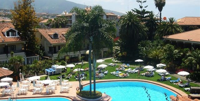 hotels in Tenerife