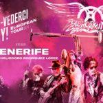 Aerosmith farewell tour 2017 tickets - Tenerife #AeroVederci Baby!