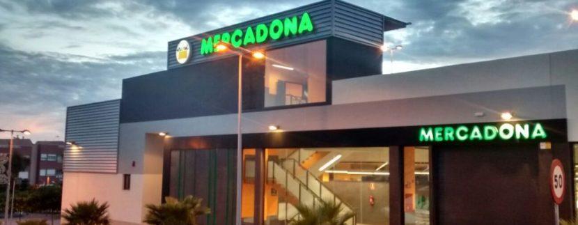 Mercadona opens a new supermarket in Granadilla de Abona, Tenerife