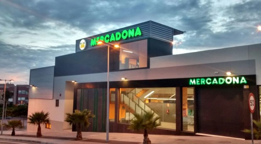 Mercadona opens a new supermarket in Granadilla de Abona, Tenerife
