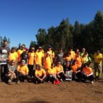 """Tenerife Walking Festival fulfills its commitment """"zero footprint"""" with the plantation of Monteverde species"""