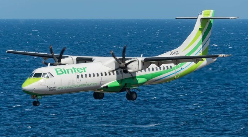 Binter airline launches Bintazo for international flights   #BintazoInternacional