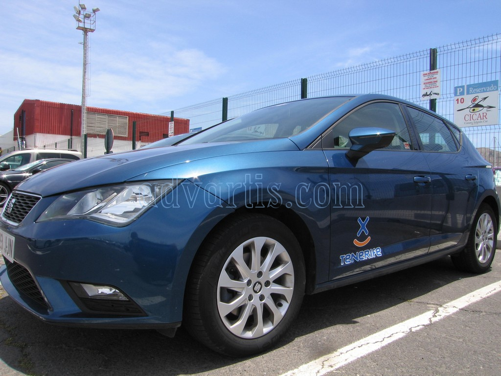 Car hire in Tenerife