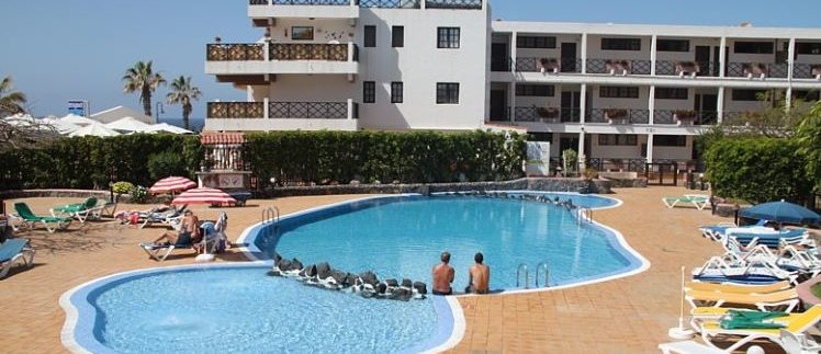 Santiago del Teide obtained 88% of total hotel occupancy in 2016
