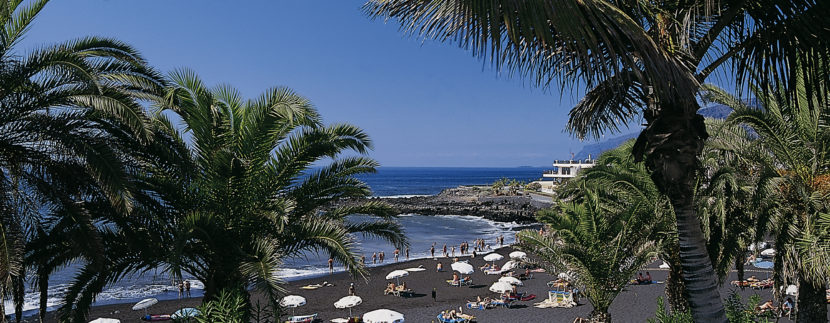 10 quiet beaches to visit on the island of Tenerife | Tenerife black sand beach