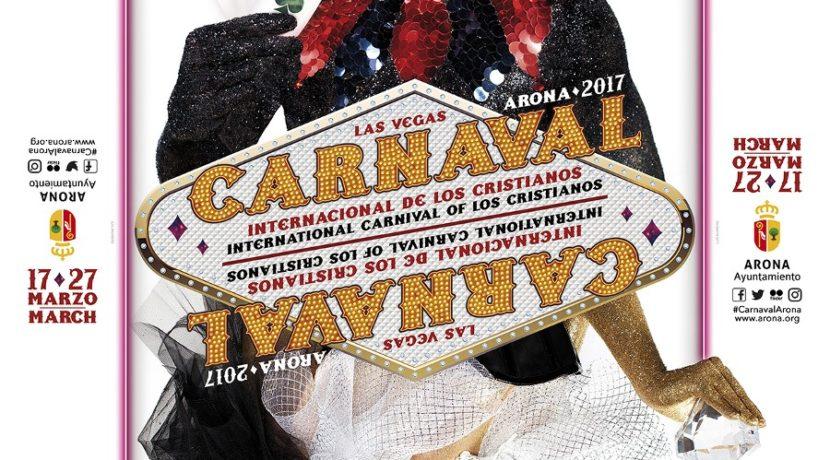 Carnival of Los Cristianos, Arona, Tenerife 2017 event program