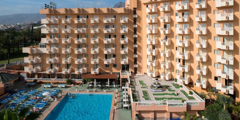 1 bedroom apartment for sale Las Americas Tenerife | Caribe Apartments
