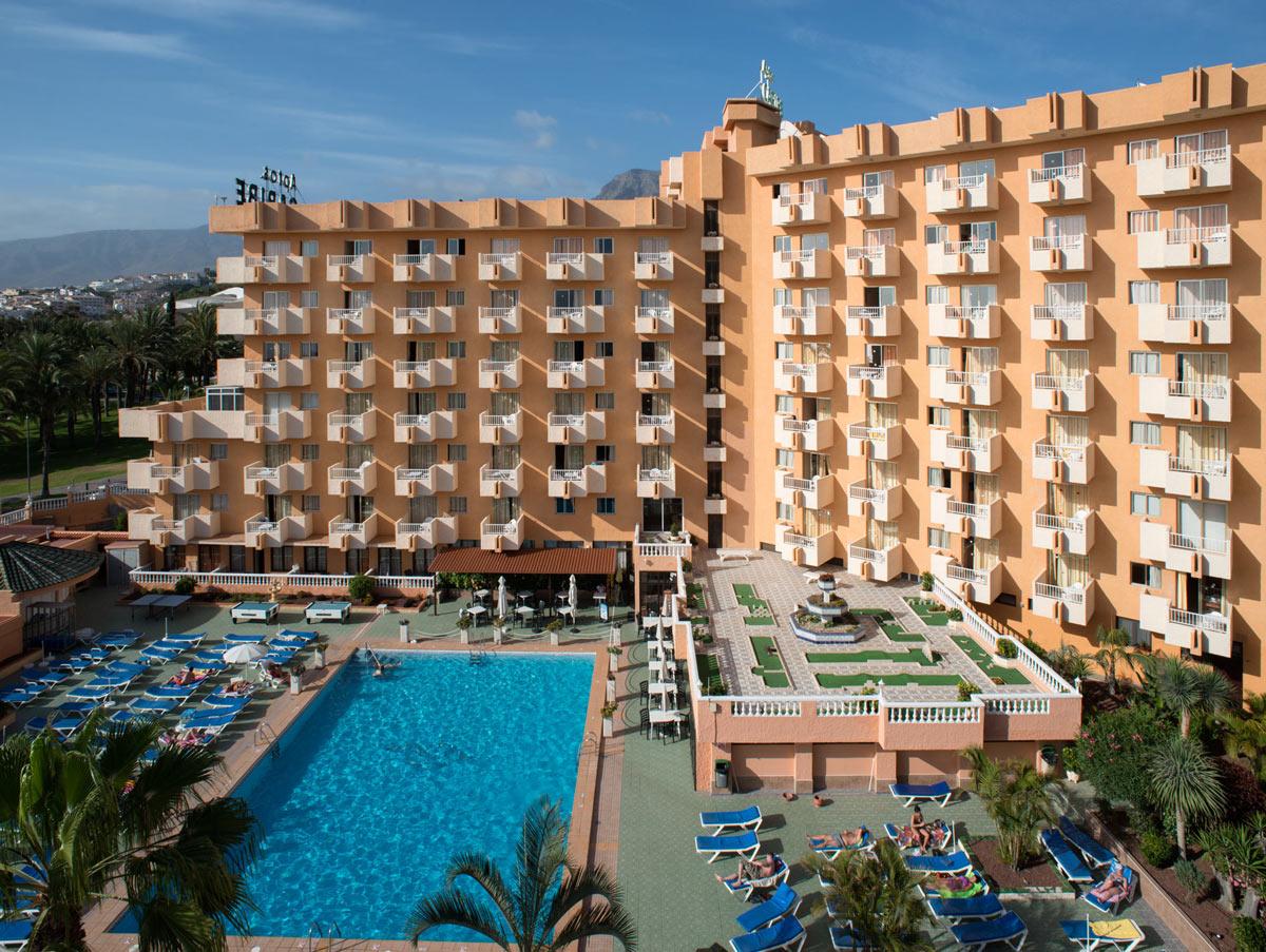 1 bedroom apartment for sale in the heart of Playa de Las Americas Tenerife