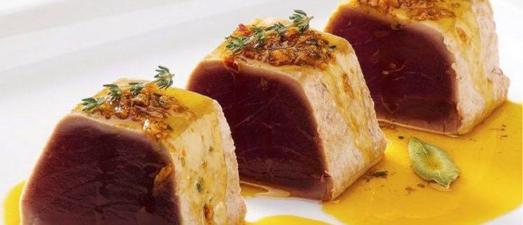 Festival of the bigeye tuna and wine of Tenerife 2017