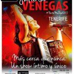 Julieta Venegas presents Parte mía Tour 2017 in Tenerife