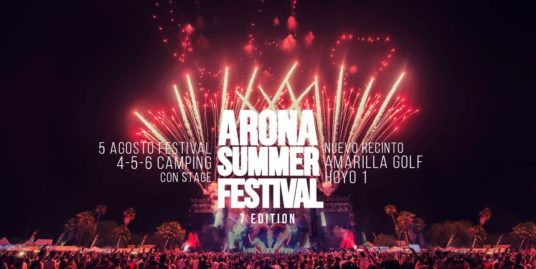 Arona Summer Festival #ASF2017