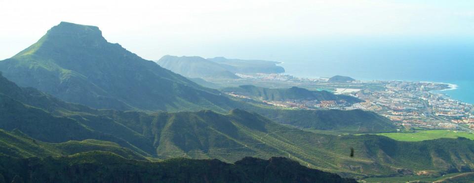 SL-TF 218 Roque del Conde - Tenerife hiking trail