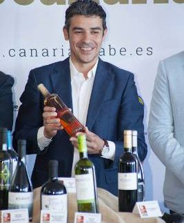 Testamento Malvasía Esencia from the DOP Abona Best Canarian Wine 2017