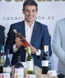 Testamento Malvasía Esencia from the DOP Abona Best Canarian Wine 2017