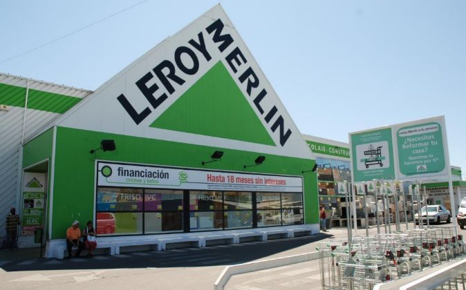 Stores Leroy Merlin New Leroy Merlin Samara Store Leroy Merlin Is A