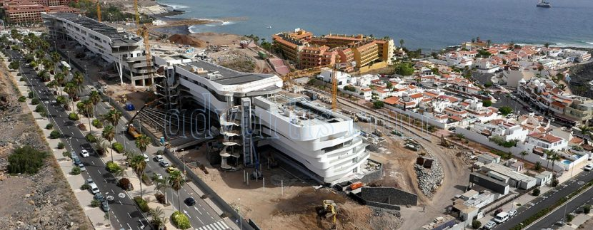 Royal Hideaway Corales Beach 5 star resort La Caleta Adeje Tenerife