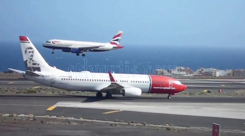 Tenerife airports operates 51 airlines, is connected to 24 countries for a total of 119 destinations. 20 are national and 99 international destinations.