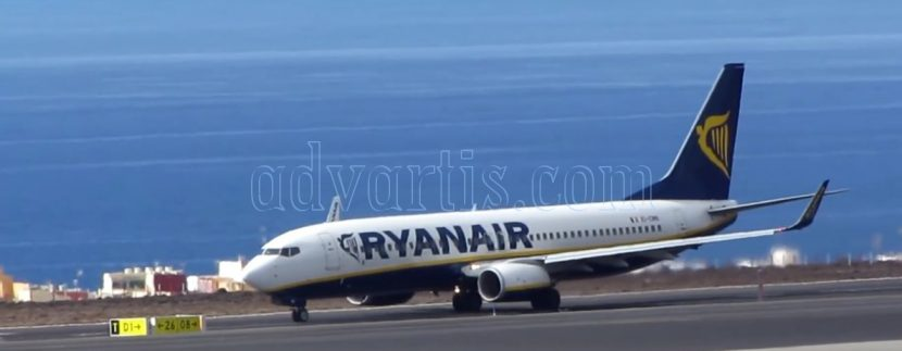 Low cost flights to Canary Islands has grown 23.1 percent in 2017